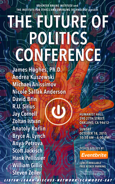 The Future of Politics Conference